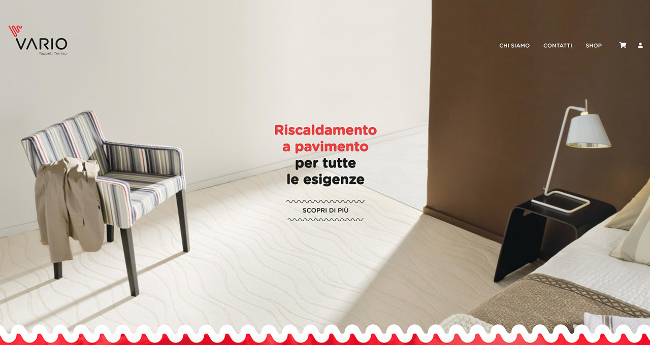 Sito Web Vario - Jacopo Zane Web Designer - Treviso